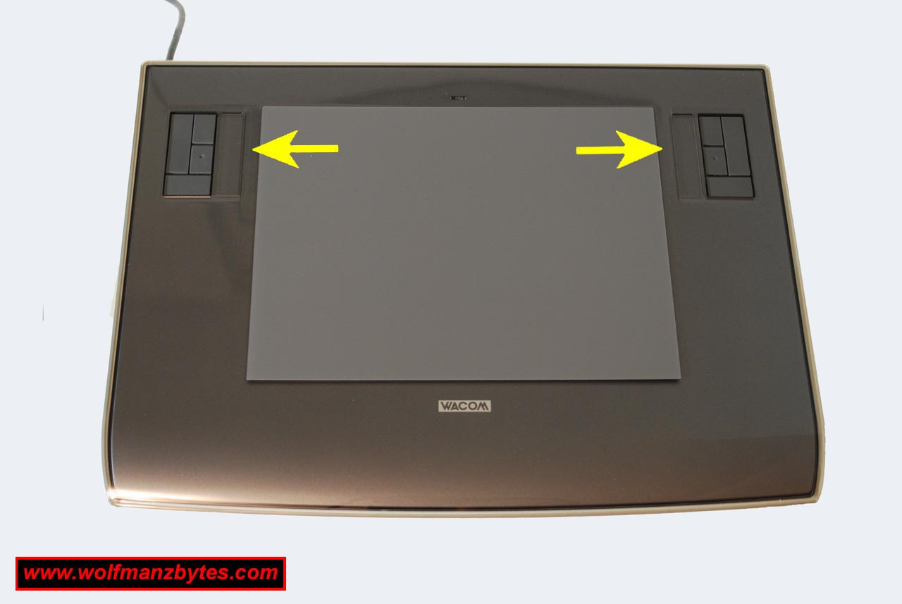 drivers for wacom tablet